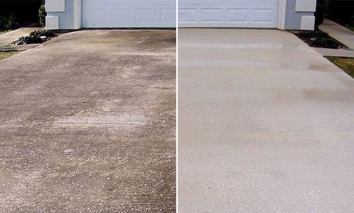 burbank driveway cleaning
