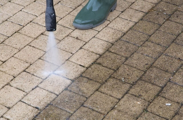 burbank patio cleaning