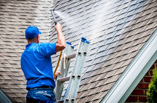 burbank roof cleaning