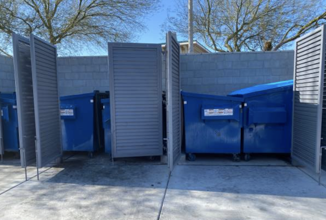 dumpster cleaning in burbank