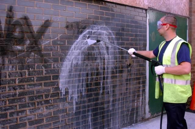 graffiti removal in burbank